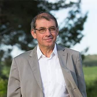 Gérard Tubéry est Président de la Sica Rouquet depuis 2015