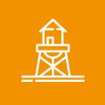 6 silos de proximité